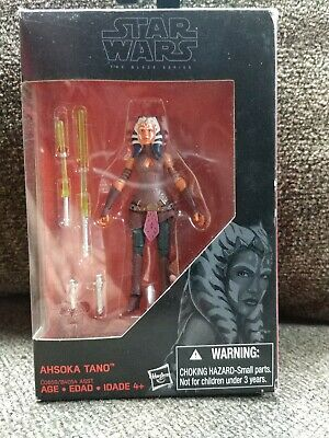 Star Wars Clone Wars: Ahsoka Tano Black Series 3.75 Action Figure FREE SHIPPING