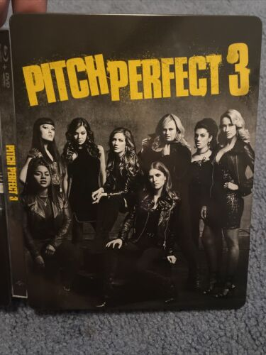 Pitch Perfect 3 Steelbook Edition 4K UHD/Blu-ray Best Buy Exclusive - $20.00