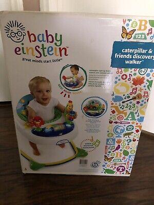Baby Einstein Caterpillar and Friends Discovery Walker - Baby Music (Baby Einstein Caterpillar & Friends Discovery Walker)