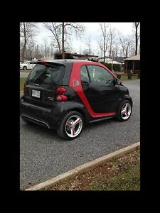 Smart Fortwo 2014 ElectricDrive