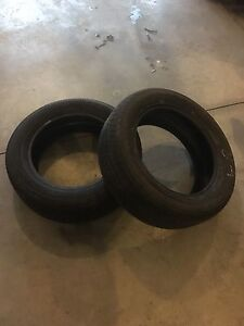 Two all season tires 235/60R18