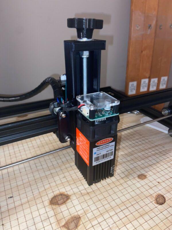 Z Height Adjuster for Ortur Laser Master 2