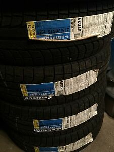 225/70/16 brand new Michelin latitude tires