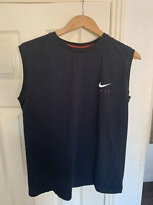 Nike Air Navy Vest size Large