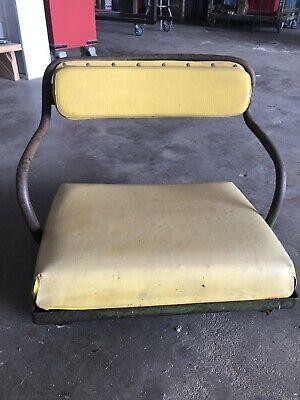 John Deere Model A Cushioned Seat