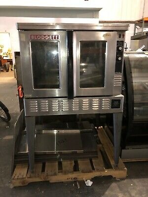 Blodgett-zephaire-100-g Full-size Standard Depth Gas Convection Oven