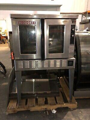 Blodgett-zephaire-100-g Full-size Standard Depth Gas Convection Oven
