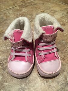 Infant winter insulated shoes - size 1