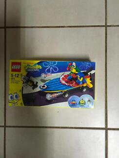 Lego 3815 spongebob squarepants heroic heroes of the deep