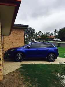 Mazda CX-7 luxury suv AWD Nerang Gold Coast West Preview
