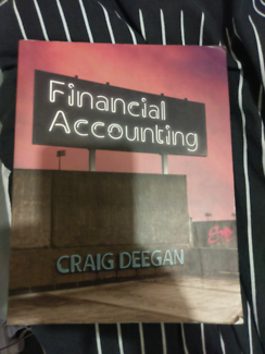 Financial accounting 8e (Craig Deegan)
