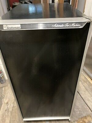 Scotsman Under Counter Ice Maker Top Hat Dce33a Residentialcommercial