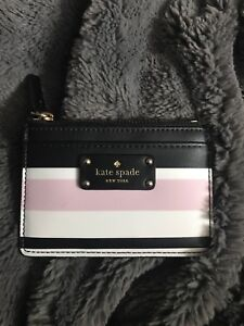 Brand new, never used Kate Spade change purse/card holder!