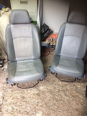 Vito Viano Ambiente Van Front Leather Seats. 639 Model, Built In Airbags.