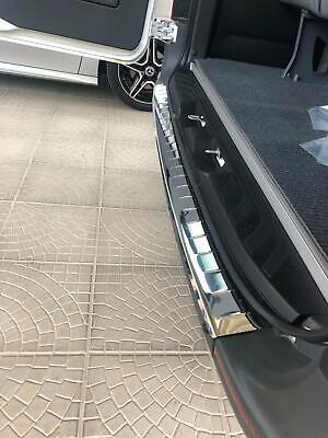 Für Mercedes Sprinter W907 ab 2018 Ladekantenschutz aus Edelstahl