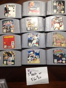 N64 and other