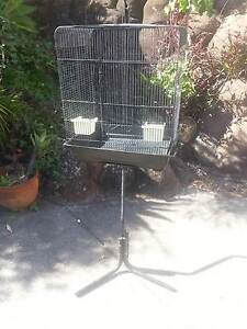 Bird cage with stand Tallebudgera Gold Coast South Preview