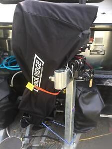 Outboard Motor Bracket for A Frame.