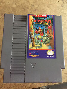 Chip 'N Dale  Rescue Rangers Nes Game