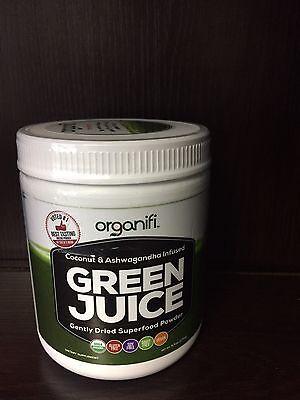 Organifi GREEN JUICE Super Food Powder 30 Days Supply Free Shipping EXP 11/19