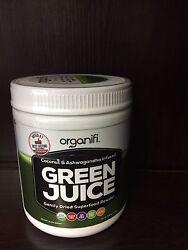Organifi GREEN JUICE Super Food Powder 30 Days Supply Free Shipping EXP 3/21