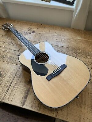 fender cc60s Left Hand Acoustic Guitar