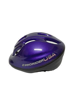Casco de Bicicleta Prorider USA Sport Helment Talla S OFERTA .