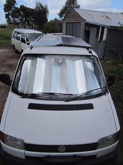 1994 Volkswagen Transporter Van/Minivan - Camper w Solar Fridge