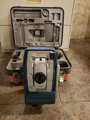 Sokkia Sx-105t 5 Robotic Total Station Year 2013 New Calibration Unlocked