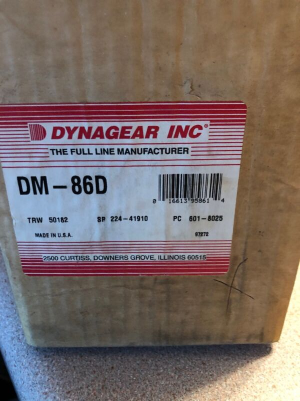 M86D/DM86D Oil Pump Dynagear Made In USA New Old Stock