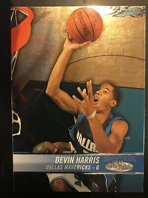 2004-05 NBA HOOPS 2004 SP ROOKIE #187 DEVIN HARRIS MAVERICKS 005/100 RC CHEAP! - Basketball Hoops Cheap