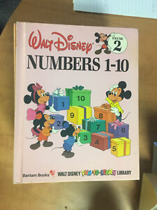 Walt Disney fun to learn Library