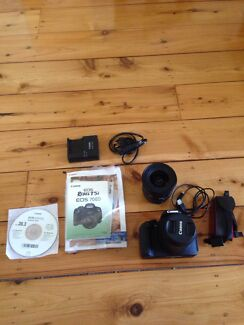 Cannon 700D camera kit Yeronga Brisbane South West Preview