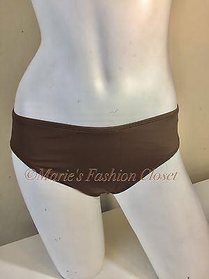 Solid Hipster Bottom (NWT La Blanca Solid Hipster Full Coverage Bikini Swim Bottom Sz: 6,8,10,14,16)