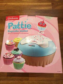Sunbeam Pattie Cupcake Maker Maroubra Eastern Suburbs Preview