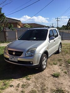 Holden Cruze 2003 Coolaroo Hume Area Preview