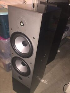 Engergy speakers (tower) C-8 with pioneer subwoofer