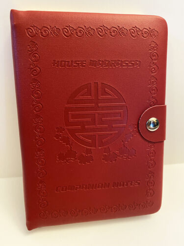 Firefly - Companion Notes padded journal w/ gold gilding - Loot Crate Serenity