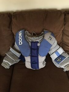 Goalie chest protector for sale