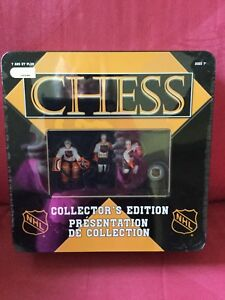 2003 collectors edition chess set