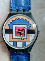 Orologio Swatch Standard Gent Modello ,paella, Gn129 Anno 1992 Usato - swatch - ebay.it
