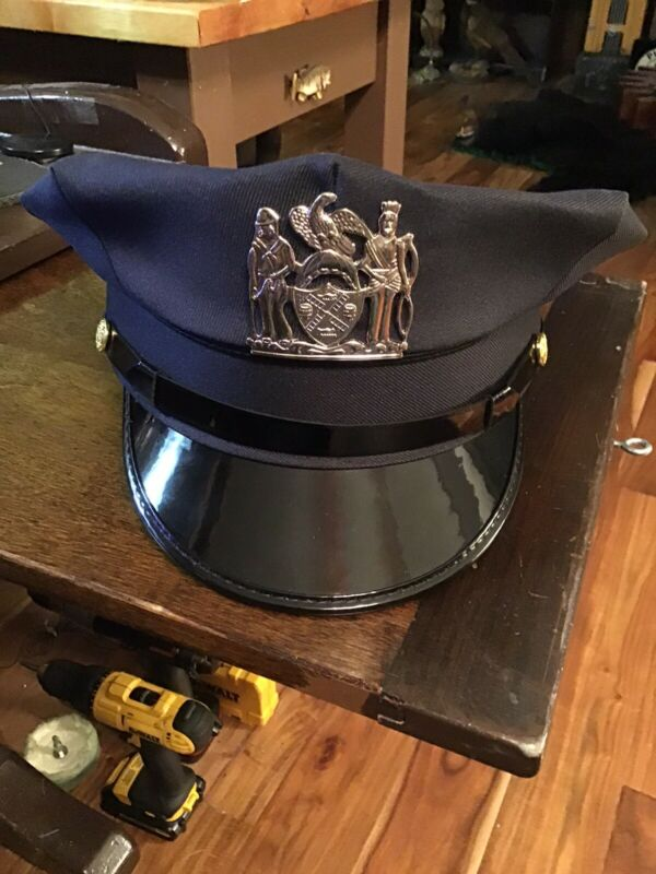 NYPD Hat New 8 Point