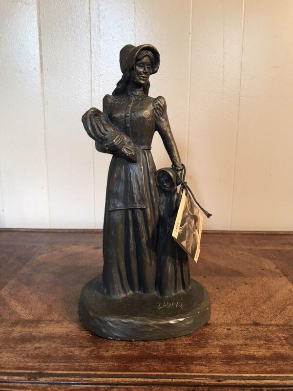 Largo Western Sara Backbone of the West Sculpture Figurine Art