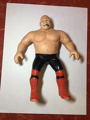 WWF LJN George the Animal Steele WRESTLING Action Figure WWE 1986