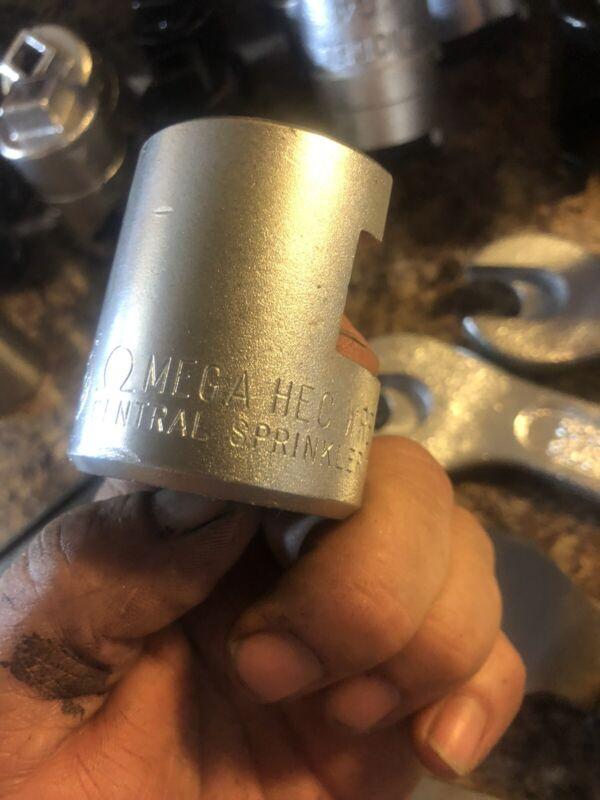 Central Sprinkler Corp Omega  Hec wrench