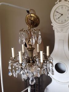 Brass Chandelier | Kijiji in Ontario. - Buy, Sell & Save with ...