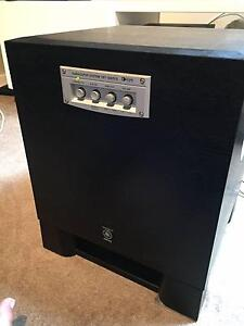 YAMAHA YST-SW515 SUBWOOFER WITH SUB CABLE Marrickville Marrickville Area Preview