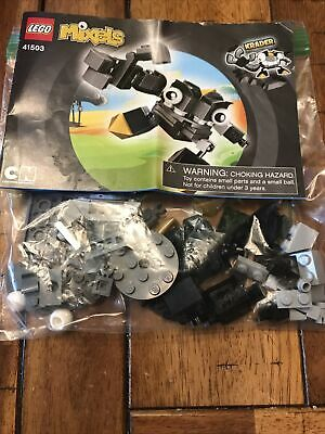 LEGO Mixels Krader Set (41503) Missing One Piece