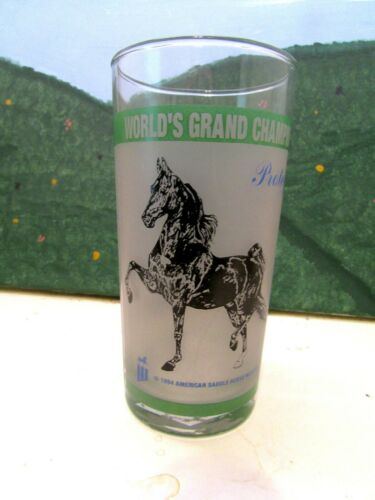 1994 World Grand Champion Kentucky State Fair  Five-Gaited Horse Glass Protege