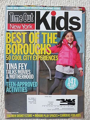 Time Out New York Kids Magazine 61 November 2010 Best of the